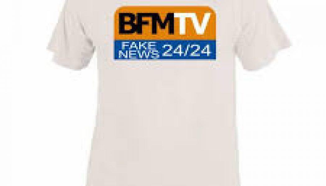 Benjamin Griveaux diffuse en direct une fake news sur BFM Macron