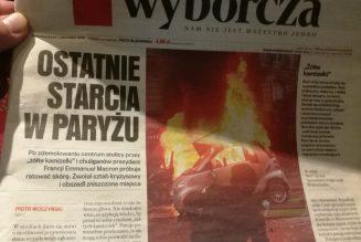 Presse polonaise : dernier affrontement à Paris