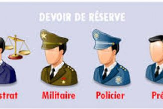 De l'utilisation du devoir de réserve pour mieux interdire de critiquer Macron