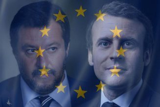 """Salvini : """"Macron n'est plus mon adversaire. Il n'est même plus un problème pour moi, il est un problème pour les Français"""""""