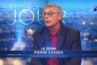 """Pierre Cassen : """"Et la gauche devint la p… de l'islam"""""""