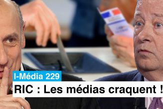 I-Média – RIC : les médias craquent