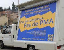 PMA pour toutes = PMA sans père : le Rhône se mobilise