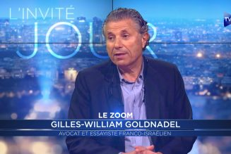 Gilles-William Goldnadel : Névroses médiatiques