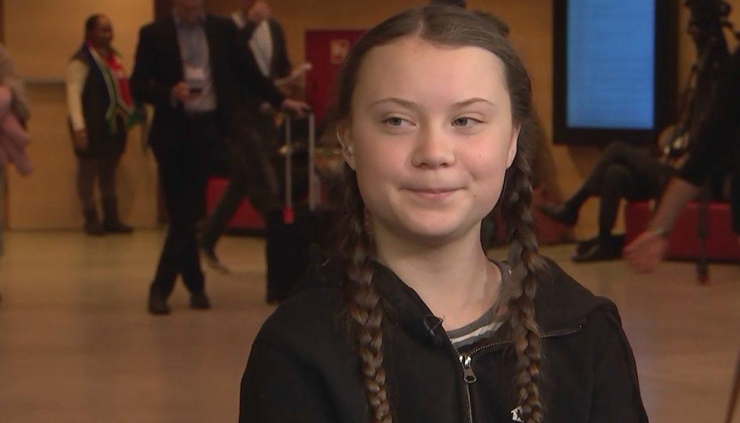 Greta Thunberg : un bien joli minois pour un discours bien creux
