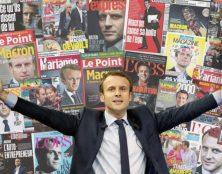 Emmanuel Macron, argent de liaison de Libération…