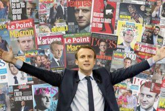 Emmanuel Macron croit encore au Père Noël et à la neutralité de la presse