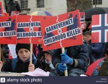 Enlèvement d'enfant : une Norvégienne réfugiée en Pologne