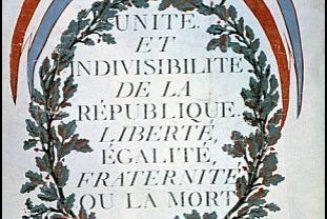 La République est un séparatisme qui a réussi à s'emparer de l'État