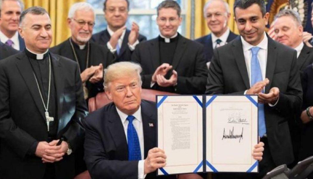 L'administration Trump reconnait le génocide des chrétiens d'Orient