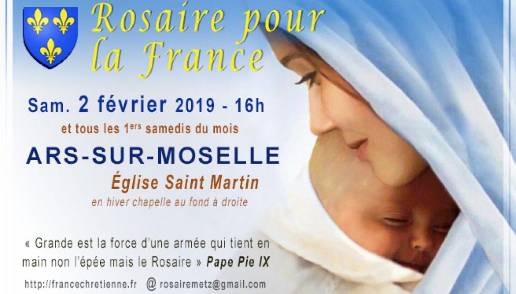 """À quoi servent les """"rosaires pour la vie"""" ?"""