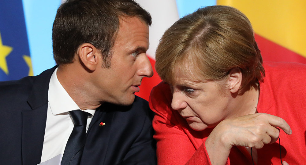 Un traité franco-allemand passé entre deux chefs d'Etat en déficit de légitimité :  les mariages forcés se terminent en général mal