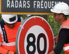 La baisse du nombre de morts sur les routes n'a rien à voir avec les 80km/h