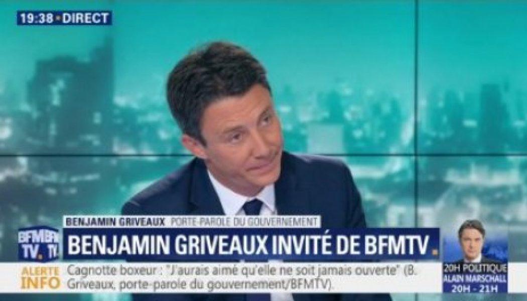 Benjamin Griveaux craint la Manif pour tous