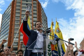 Chute du régime communiste au Venezuela ?
