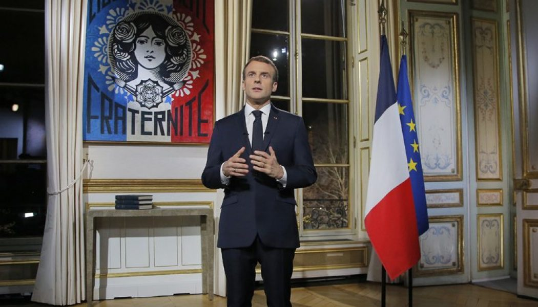 Le discours de fin d'année d'Emmanuel Macron ne mérite pas analyse mais psychanalyse
