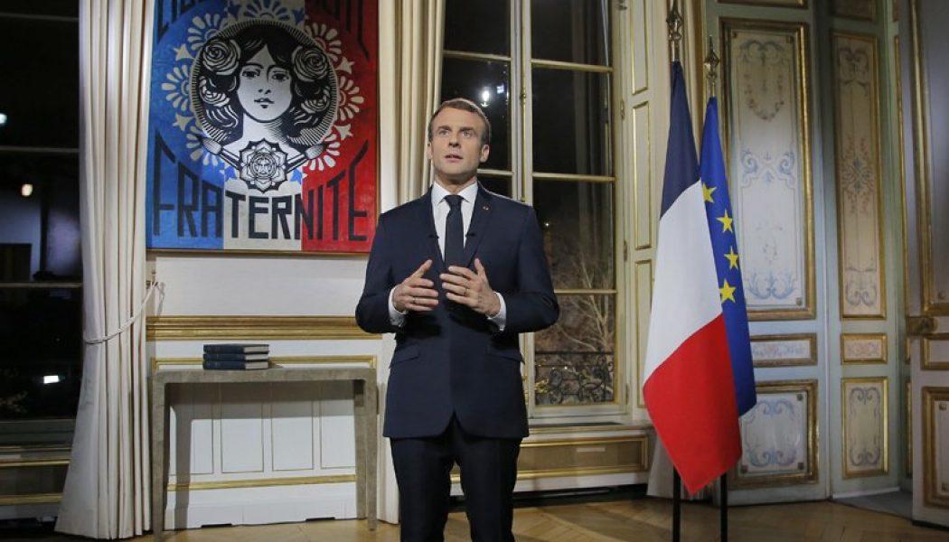 800 personnes ont permis l'improbable candidature Macron