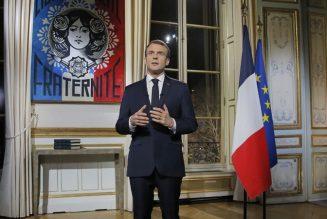 Nouvelle opération de communication : un référendum le jour des élections européennes