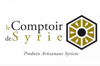 Le Comptoir de Syrie : reconstruisons la Syrie grâce à son artisanat