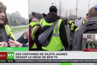 I-Média : les Gilets Jaunes ripostent contre les médias