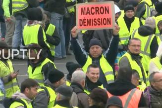 Gilets jaunes : Acte IX en direct de Bourges