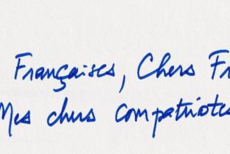 Lettre aux Français d'Emmanuel Macron : «Pour moi, il n'y a pas de questions interdites»