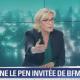 Marine Le Pen veut que le Référendum d'Initiative Citoyenne soit valable sur «absolument tous les sujets», y compris la loi Taubira et l'avortement