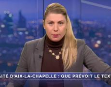 Le Traité d'Aix-la-Chapelle a été signé