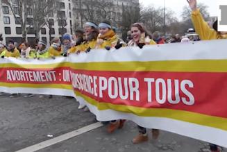Marche pour la vie : le reportage de Boulevard Voltaire