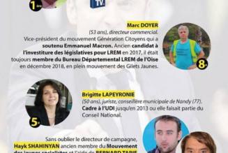 « Voter Gilets Jaunes, c'est voter Macron »