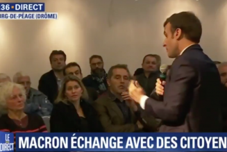 """Macron : """"Je n'ai pas pris l'engagement qu'il y ait zéro SDF, j'ai dit que je souhaitais que les demandeurs d'asile soient accueillis"""""""