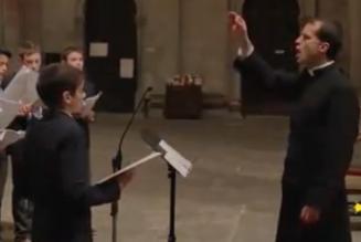 Découvrez la chorale des petits chanteurs de Saint Joseph des Carmes