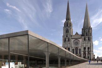 Chartres, défigurée ?