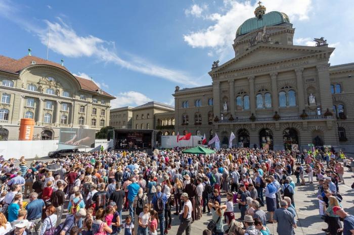 La Marche pour la vie interdite sur le canton de Zurich