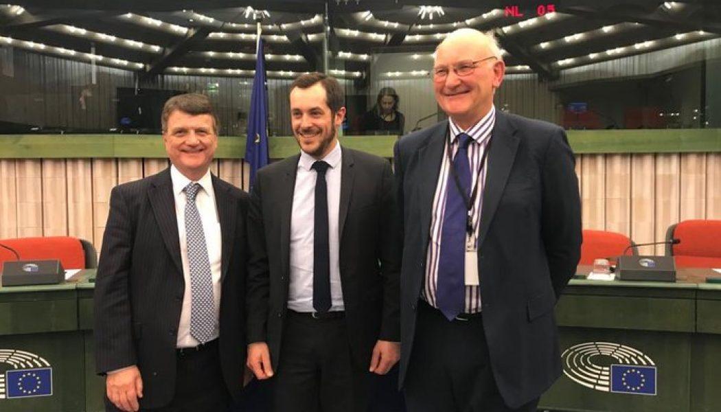 3 députés européens britanniques rallient le groupe du Rassemblement National