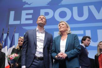 Alors que la macronie lance son pseudo-débat, le RN lance la campagne européenne