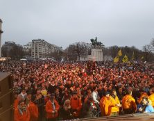 50 000 personnes à la Marche Pour La Vie organisée ce dimanche 20 janvier