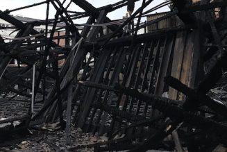 Eglise brûlée à Grenoble : aucune piste n'est écartée [addendum]