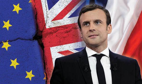 Brexit : Emmanuel Macron très isolé