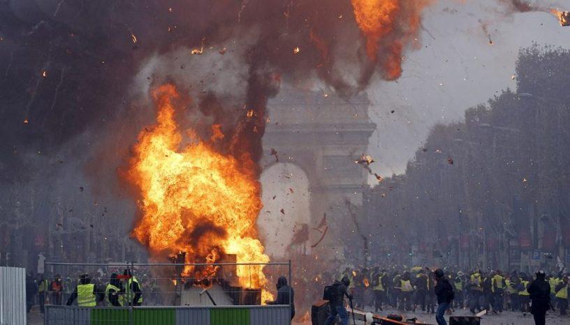 Violences en France : une autre analyse