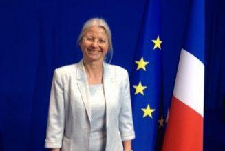 Agnès Thill défend l'Eglise et la cathédrale de Notre-Dame à l'Assemblée