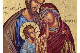 Stupeur et angoisse de la Sainte Famille