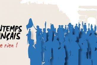 Le Printemps français appelle à manifester devant le CESE samedi 19