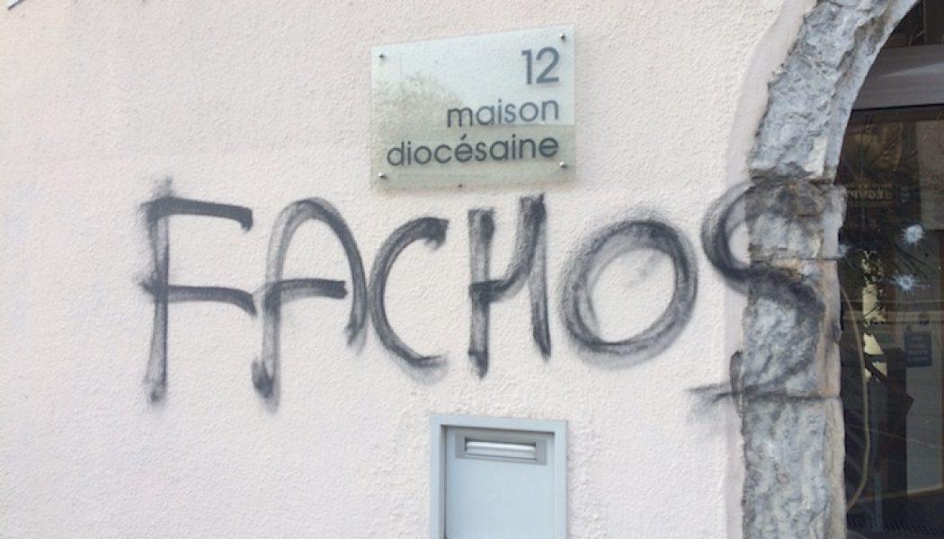 Grenoble ce n 39 est pas un court circuit qui a vandalis la maison du dioc se le salon beige - Probleme electrique maison court circuit ...
