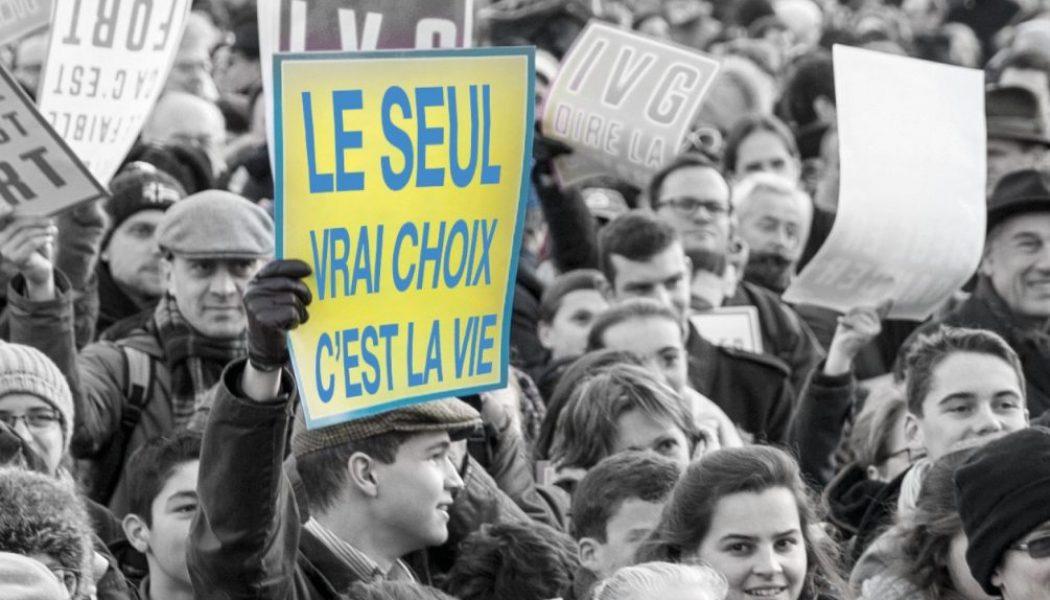 Les Gilets Jaunes catholiques appellent à Marcher pour la Vie