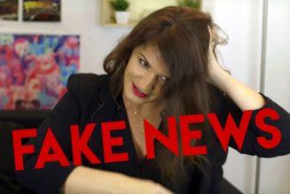 Encore une fausse nouvelle de Marlène Schiappa