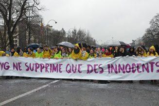 Gilets jaunes, Marche pour la Vie : même combat !
