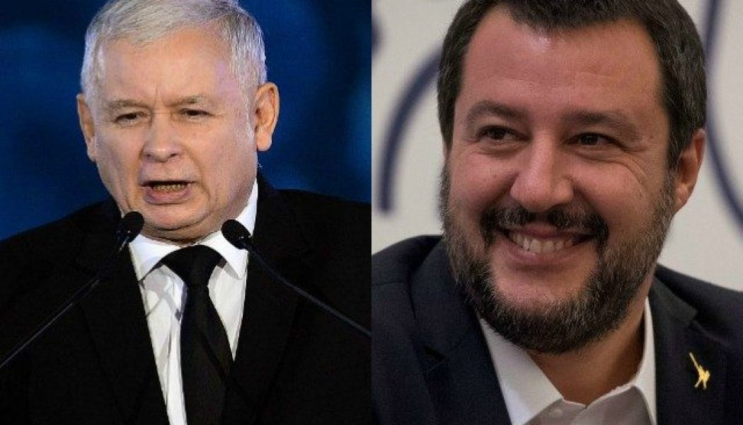 Un axe Rome-Varsovie pour un « nouveau printemps européen »