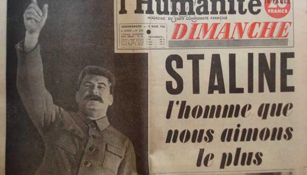 Une fois de plus, le journal communiste va être sauvé …par nos impôts