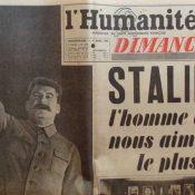 Il ne faut pas attribuer à Staline la victoire de la Seconde Guerre mondiale
